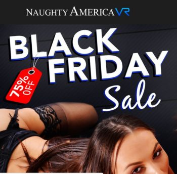 Black Friday VR Porn Sale