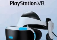 PlaystationVR headset