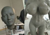 custom sex doll sculpture