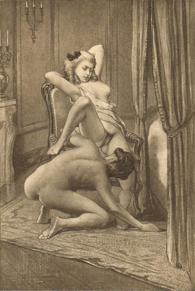 Fanny Hill Les charmes de Fanny
