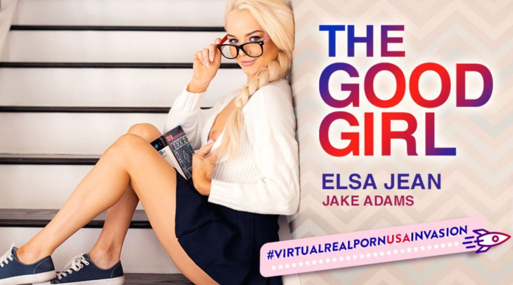The Good Girl VirtualRealPorn