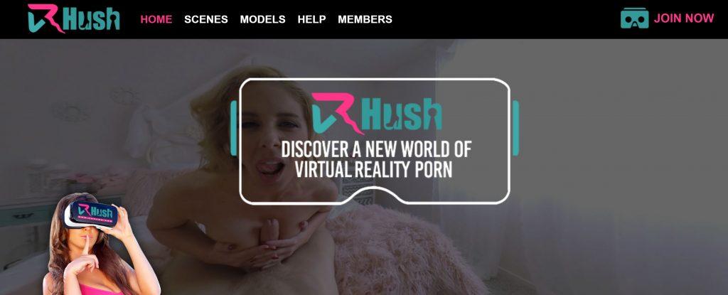 VR Hush July 4th discount