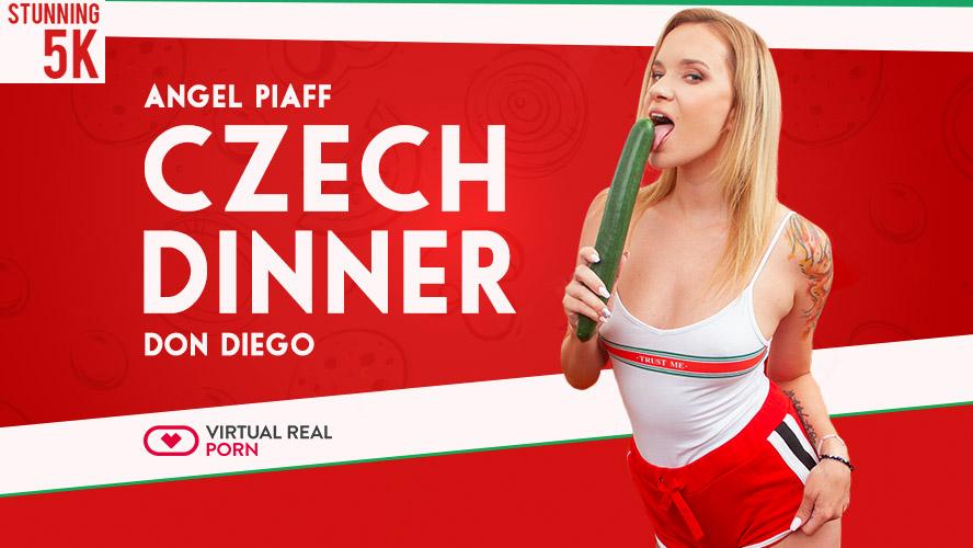 Czech Dinner Angel Piaff