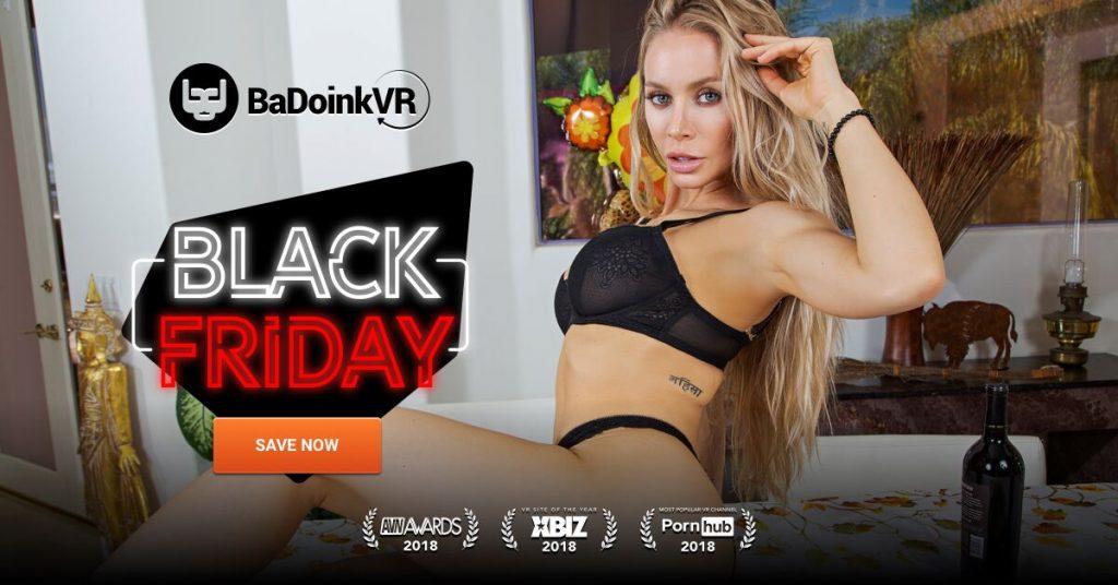BadoinkVR Black Friday Deal