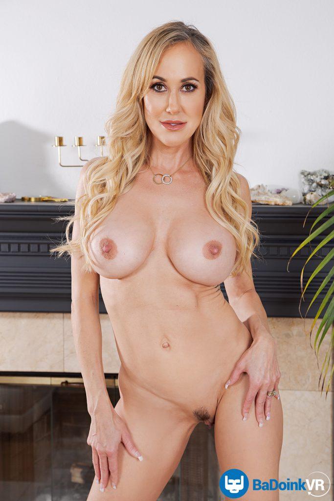 Brandi Love big tits MILF