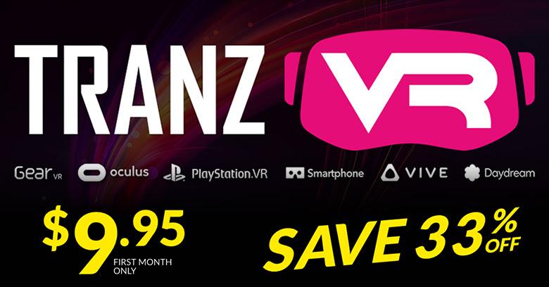 TranzVR launch offer