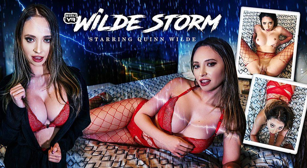 WankzVR - Wilde Storm