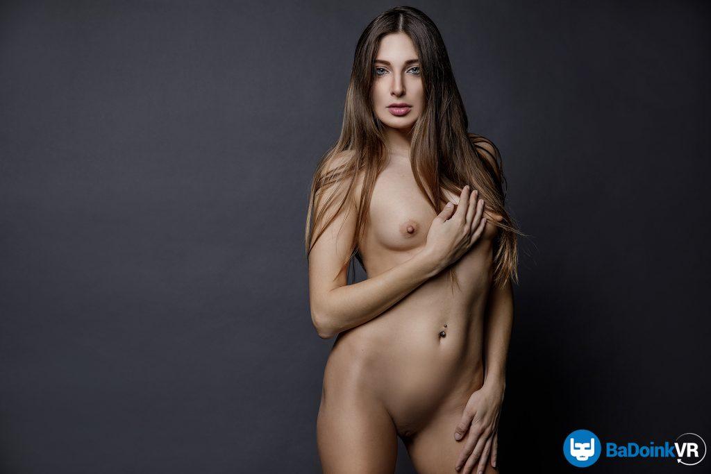 shy ukrainian beauty porn debut