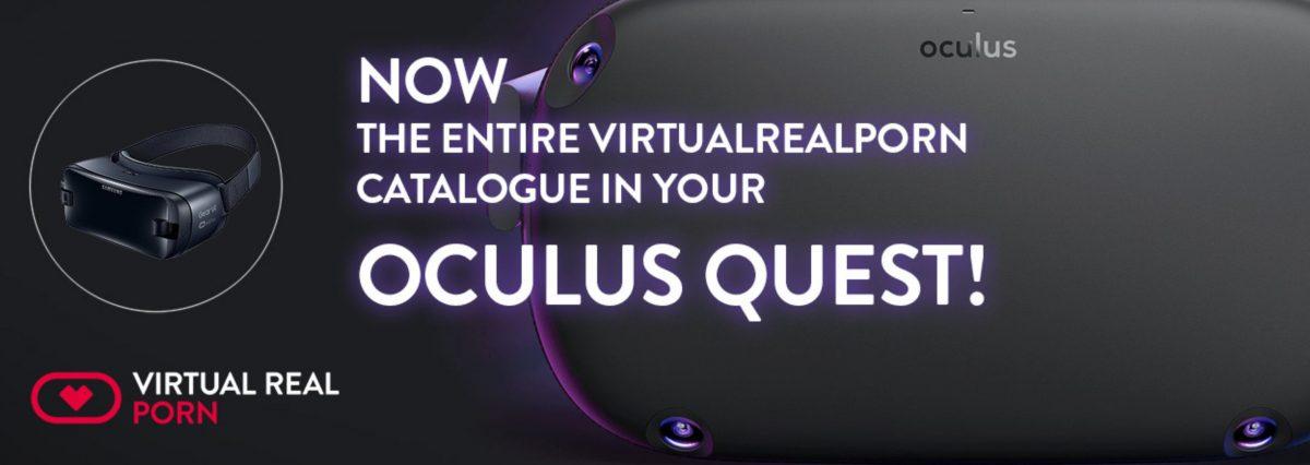 VirtualRealPorn - Oculus Quest
