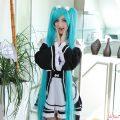 19 yo Eva Elfie cosplay VR teen girl