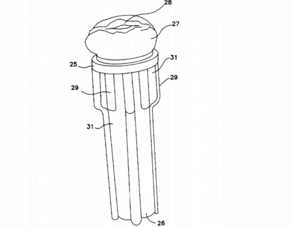 Fleshlight original patent 1997