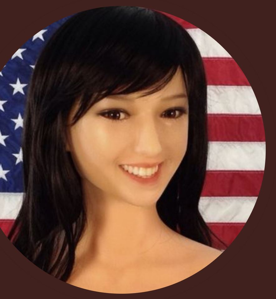 Lacy Liberty - sex doll campaigner