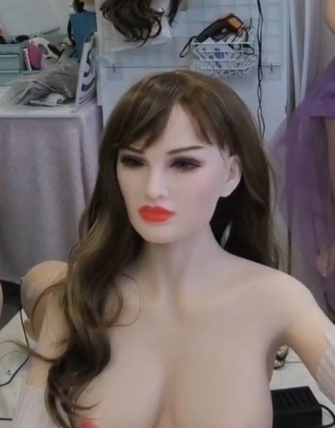 emma the sex robot video