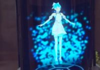Gatebox holographic girlfriend launched