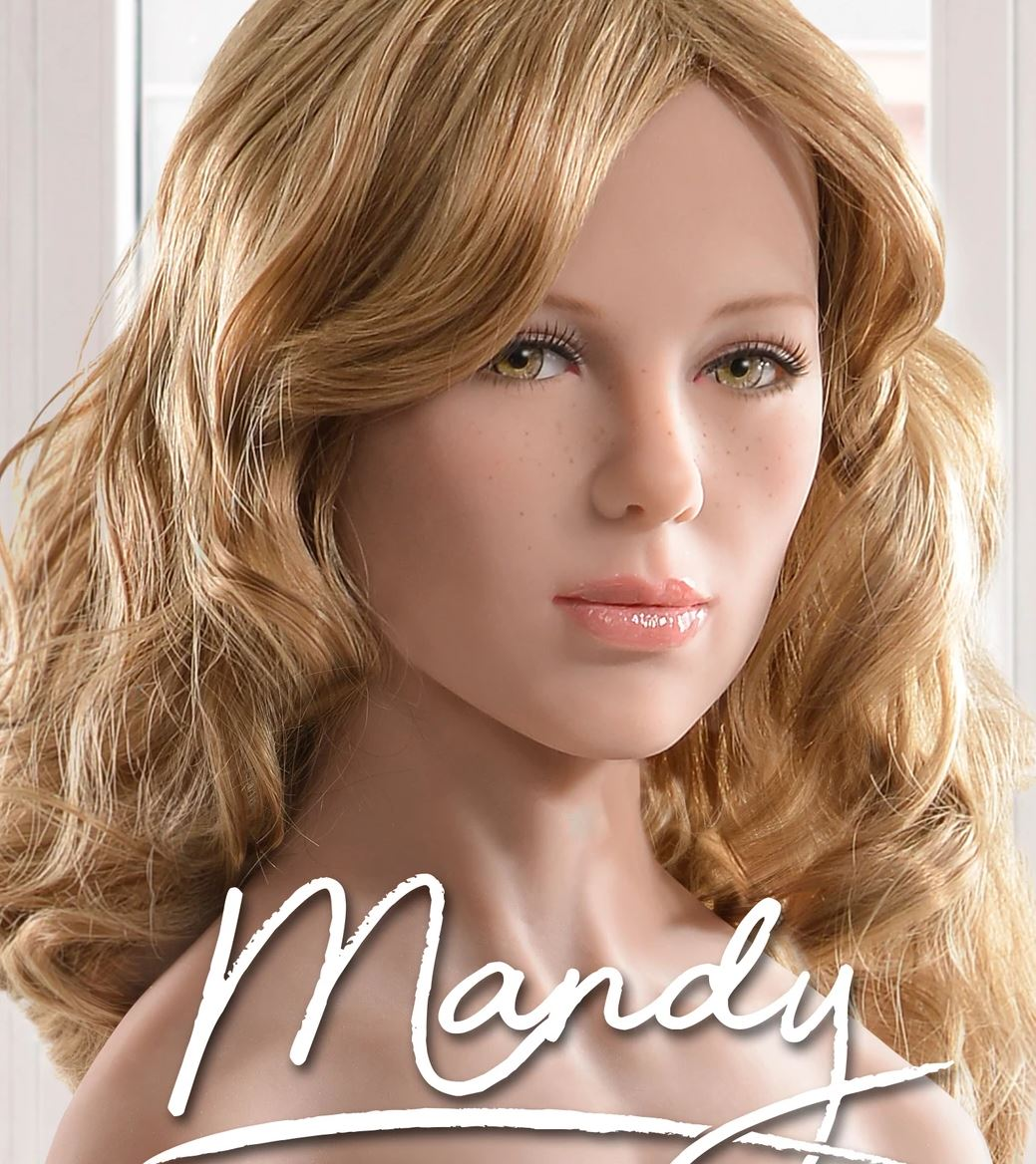 mandy - lightweight realistic sex doll