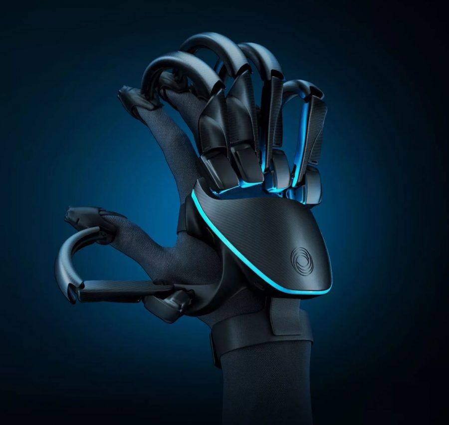 Teslasuit - VR glove