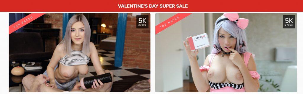 VirtualTaboo valentines super sale 2020