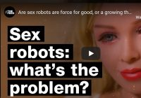 sex robots - whats the problem