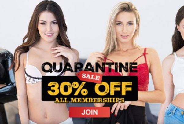 VRBangers StayHome Sale