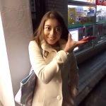 1 Japanese girl picked up for sex vr movie