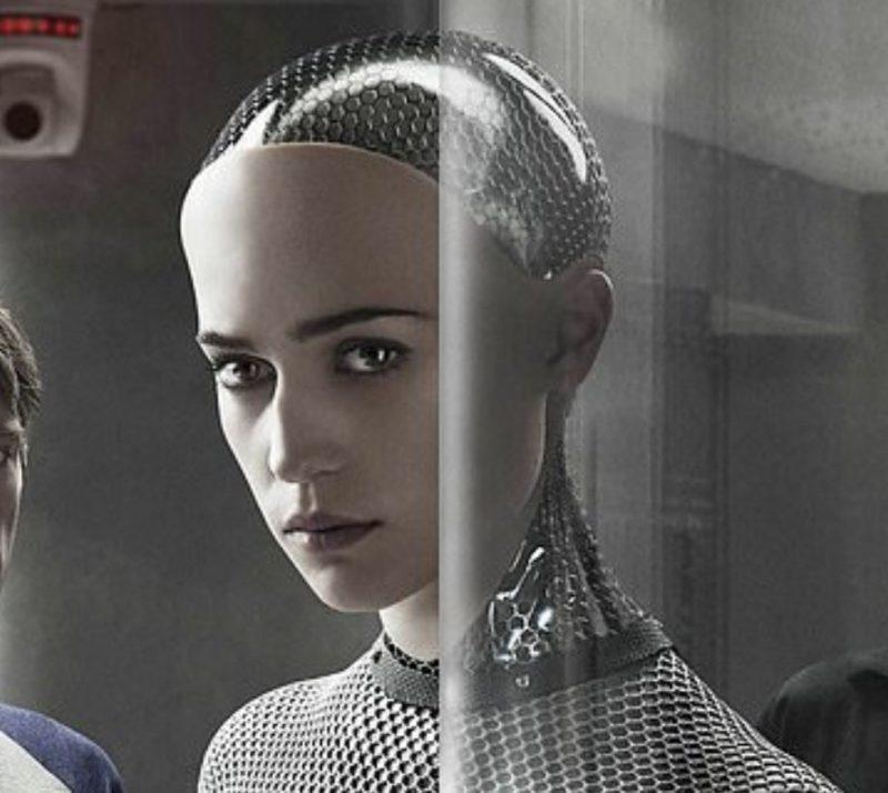 Ex-Machina sex robots are the future of sex