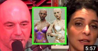 Joe Rogan Sex Robots and Vegan Meat