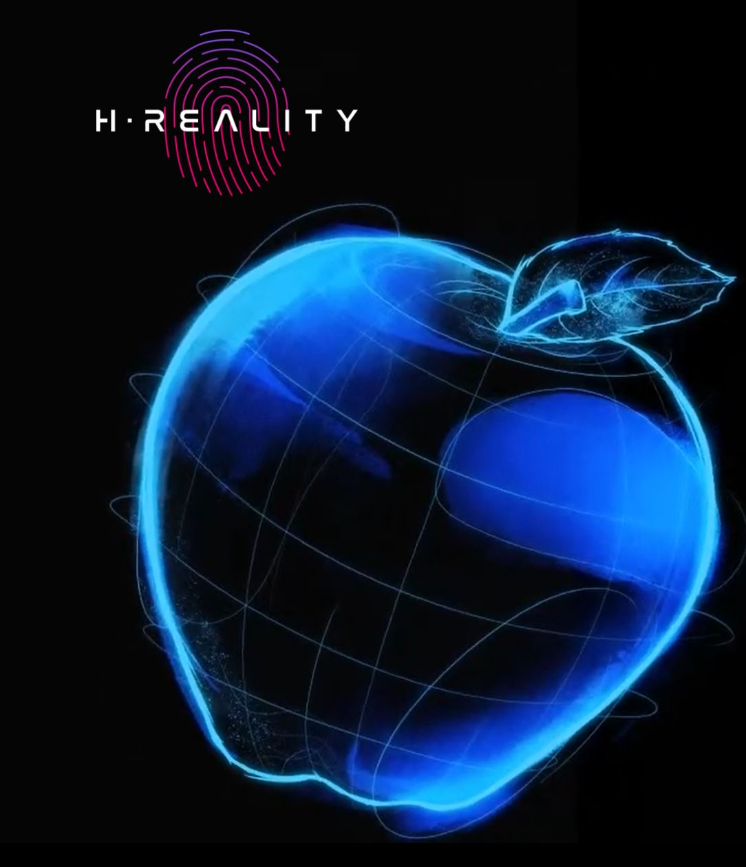 H-Reality touchable holograms