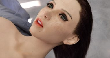 DS Doll Robotics Alexa - finishing touches