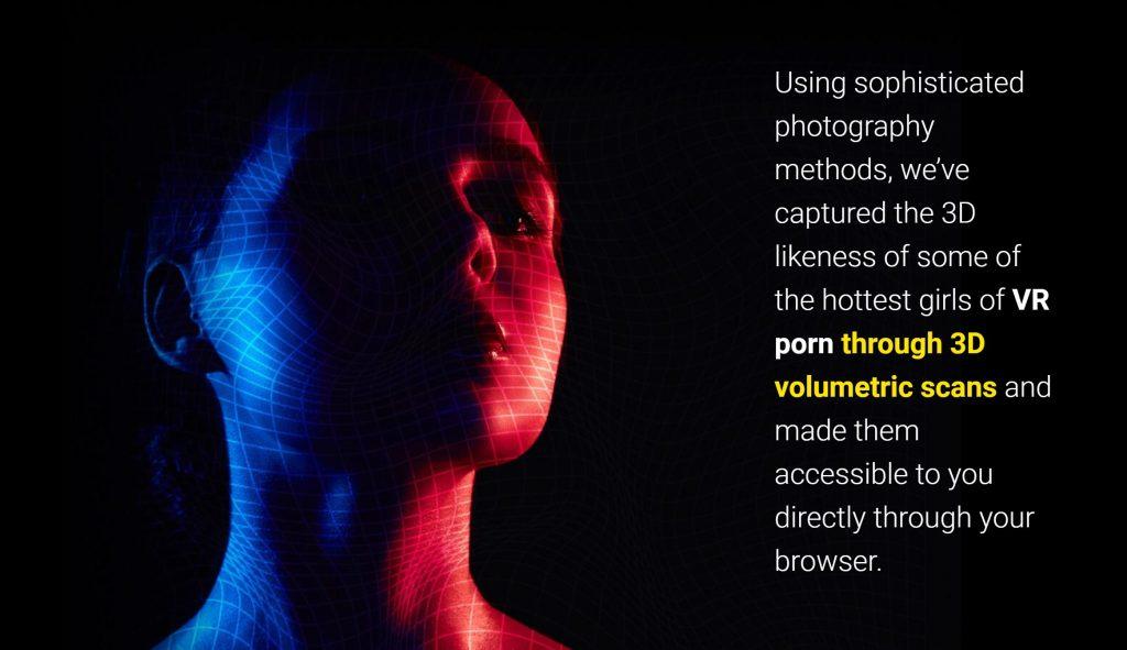 BadoinkAR - AR porn through new volumetric scanning technology