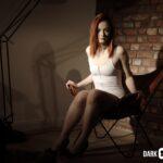 Sheryl X VR casting porn debut movie