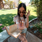 Jazmin Luv pretty hippy chick summer clothes