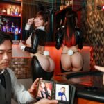 JAV bunny club VR adult porn Nozomi Ishihara